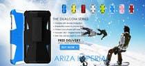 Entry # 29 for Design a Banner for Mobile Case Website by
