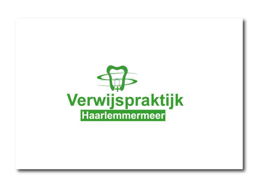 Penyertaan Peraduan #13 untuk Dental logo Verwijspraktijk Haarlemmermeer