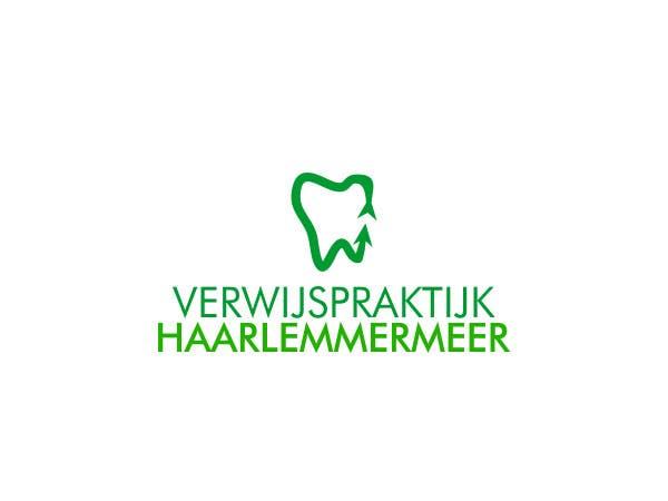 Penyertaan Peraduan #62 untuk Dental logo Verwijspraktijk Haarlemmermeer
