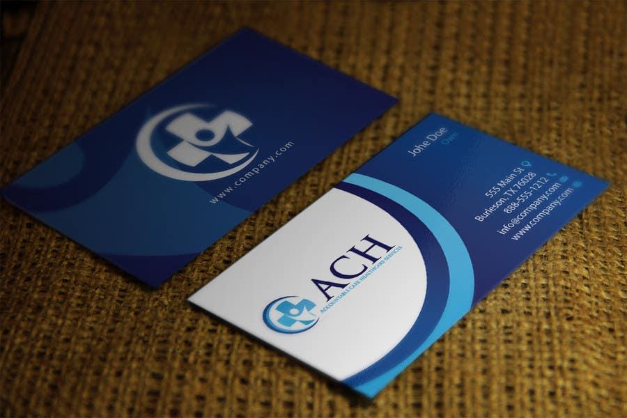 Penyertaan Peraduan #29 untuk Business Card design