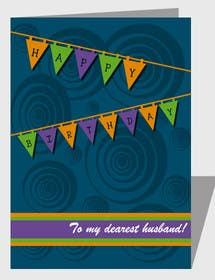 #10 for Design some Stationery for Adult Birthday card by luciacrin