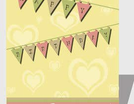 nº 11 pour Design some Stationery for Adult Birthday card par luciacrin
