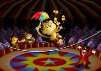 Graphic Design Contest Entry #9 for Illustration Design for Childrens Book - Circus Scene