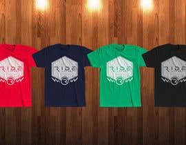 Nro 27 kilpailuun Design a T-Shirt for Motorcycle apparel Brand käyttäjältä Roboda