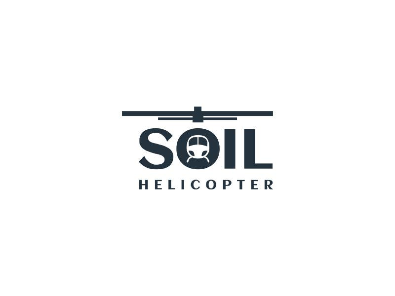 entry 36 by pravas008 for design a logo for helicopter company