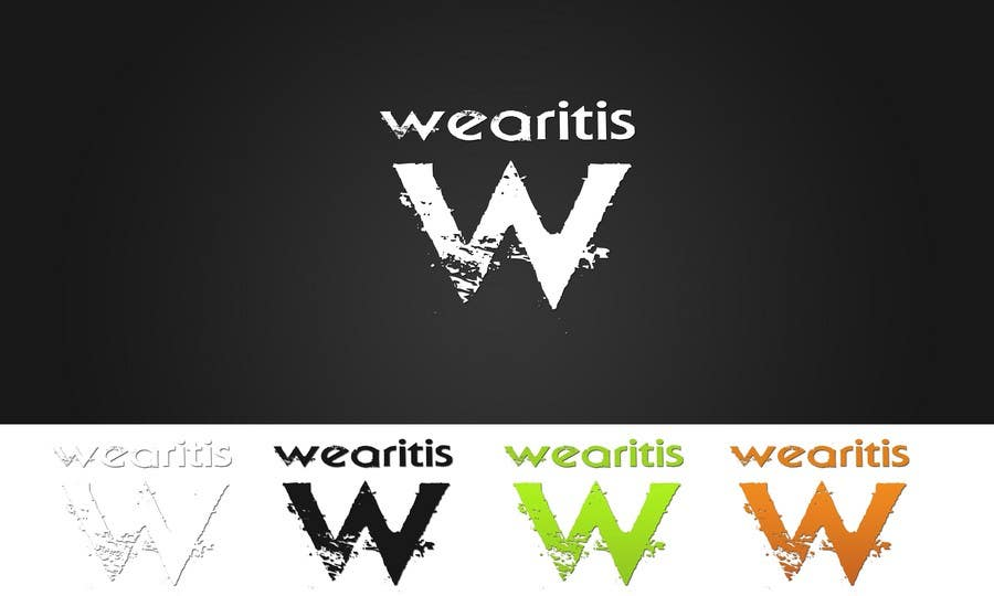 Contest Entry #                                        68                                      for                                         Logo Design for www.wearitis.com