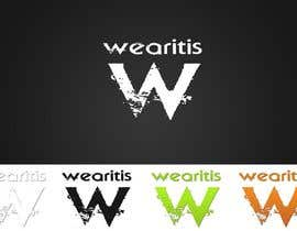 #68 cho Logo Design for www.wearitis.com bởi NencyN