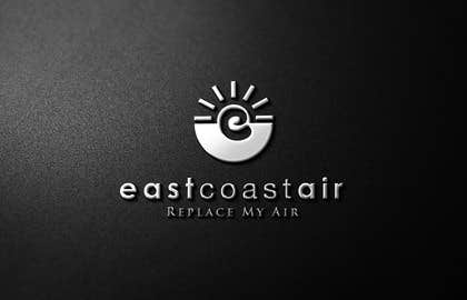 #112 for Design a Logo for East Coast Air conditioning & refrigeratiom by CTLav