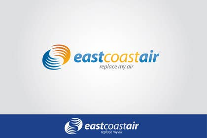 #149 for Design a Logo for East Coast Air conditioning & refrigeratiom by mekuig