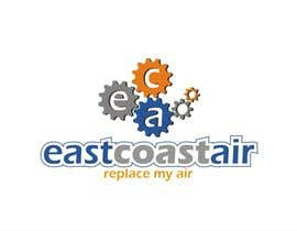 #496 para Design a Logo for East Coast Air conditioning & refrigeratiom por saryanulik