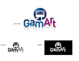 #34 para Logo Design for Mobile Game Company por ellecreativa