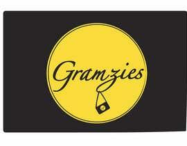 Nro 104 kilpailuun Design a Logo for Gramzies.com käyttäjältä dhartmann