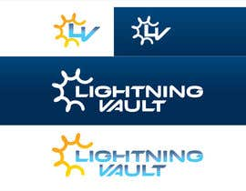 #23 for Design a Logo for LightningVault af davidliyung