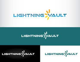 #8 for Design a Logo for LightningVault by GeorgeOrf