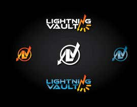#20 for Design a Logo for LightningVault af GeorgeOrf