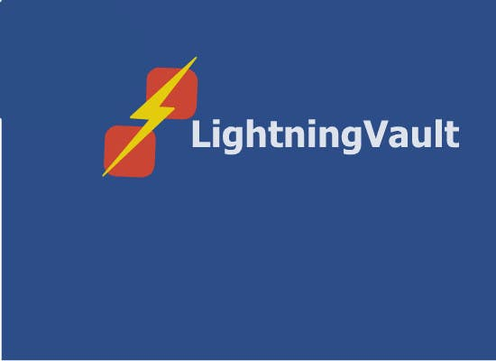 #10 for Design a Logo for LightningVault by naiksubhash