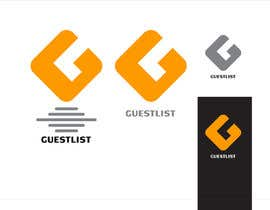 #13 for Design Logo for Guestlist Tool af davidliyung