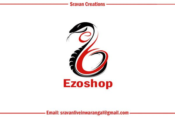 #40 for Design a logo for esoteric eshop by sravancreations