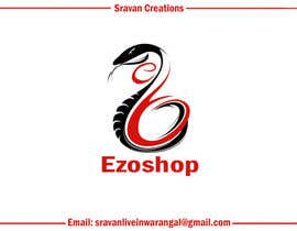 nº 40 pour Design a logo for esoteric eshop par sravancreations