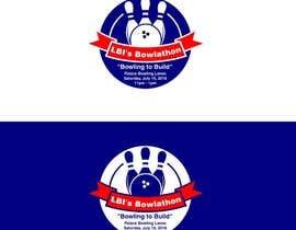 Nro 30 kilpailuun Design a Logo for a Bowlathon käyttäjältä fireacefist