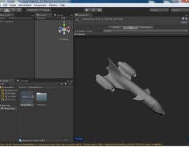 nº 8 pour Do some 3D Modelling for Heavy Star Fighter par pir9008