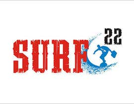 #48 para Design a Logo for Surf22 por aazizi786