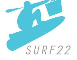 #43 for Design a Logo for Surf22 by pilto