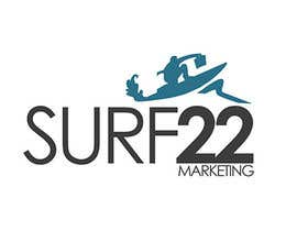 #58 for Design a Logo for Surf22 by art4art2me