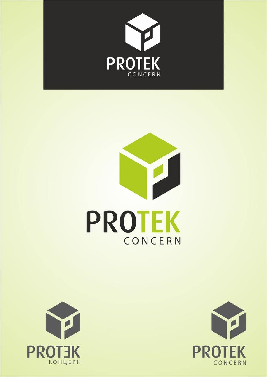 #116 for Packaging manufacturer «PROTEK» requires a graphic logo for it's trademark. by F5DesignStudio