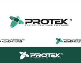 nº 45 pour Packaging manufacturer «PROTEK» requires a graphic logo for it's trademark. par taganherbord