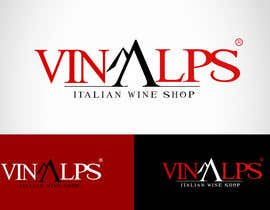 #336 for Logo Design for VinAlps by twindesigner