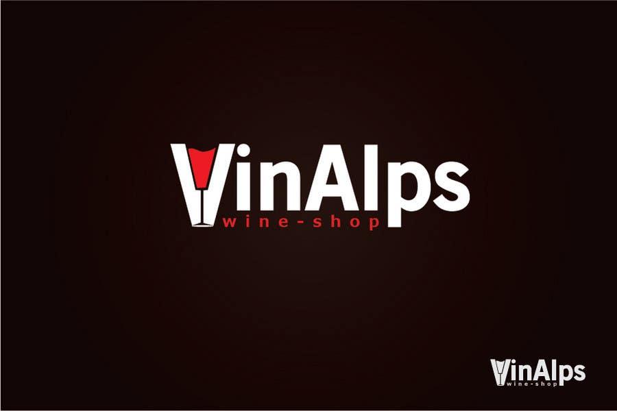 Bài tham dự cuộc thi #                                        242                                      cho                                         Logo Design for VinAlps