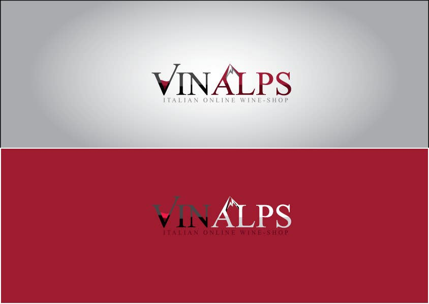 Contest Entry #                                        223                                      for                                         Logo Design for VinAlps