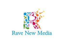 #127 for Design a Logo for Rave New Media af adnanbahrian
