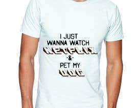 Sandanika tarafından Design a T-Shirt için no 20
