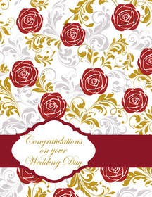 #32 for Design some Stationery for a Wedding Congratulations Card by theislanders