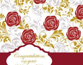 #32 para Design some Stationery for a Wedding Congratulations Card por theislanders