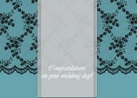 Contest Entry #5 for Design some Stationery for a Wedding Congratulations Card