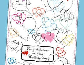 #28 untuk Design some Stationery for a Wedding Congratulations Card oleh primavaradin07