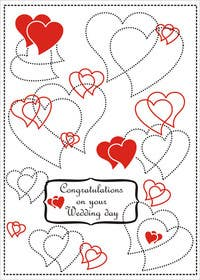 #29 for Design some Stationery for a Wedding Congratulations Card by primavaradin07