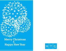 #26 for Design HTG's Corporate Christmas Card by thadanny