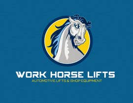 #41 for Design a Logo for Workhorse by ixanhermogino