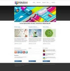 #1 for Design of one HTML page based on Bootstrap 3 by makeit1933