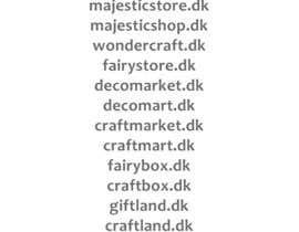 Nro 125 kilpailuun Brand name for company selling fun gifts & ornaments käyttäjältä Guacamelee