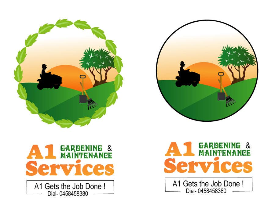 #83 for Design a Logo for a gardening & maintenance business by jonydep