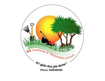 #84 for Design a Logo for a gardening & maintenance business by jonydep