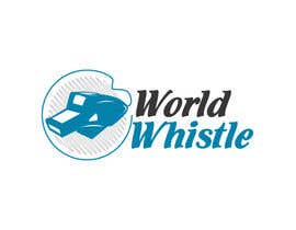Nro 44 kilpailuun logo for our new business that provision of information and sale about the whistles käyttäjältä jaywdesign