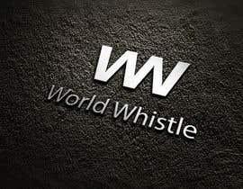 Nro 64 kilpailuun logo for our new business that provision of information and sale about the whistles käyttäjältä rahelpaldph