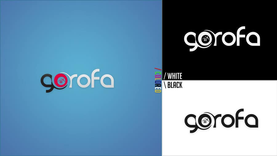 #12 for Design a Logo for Gorofa by mgstefanescu