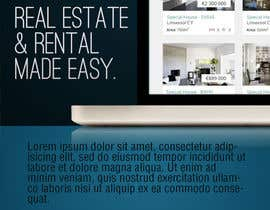 #3 for Design an Advertisement for Real-estates web application af wik2kassa